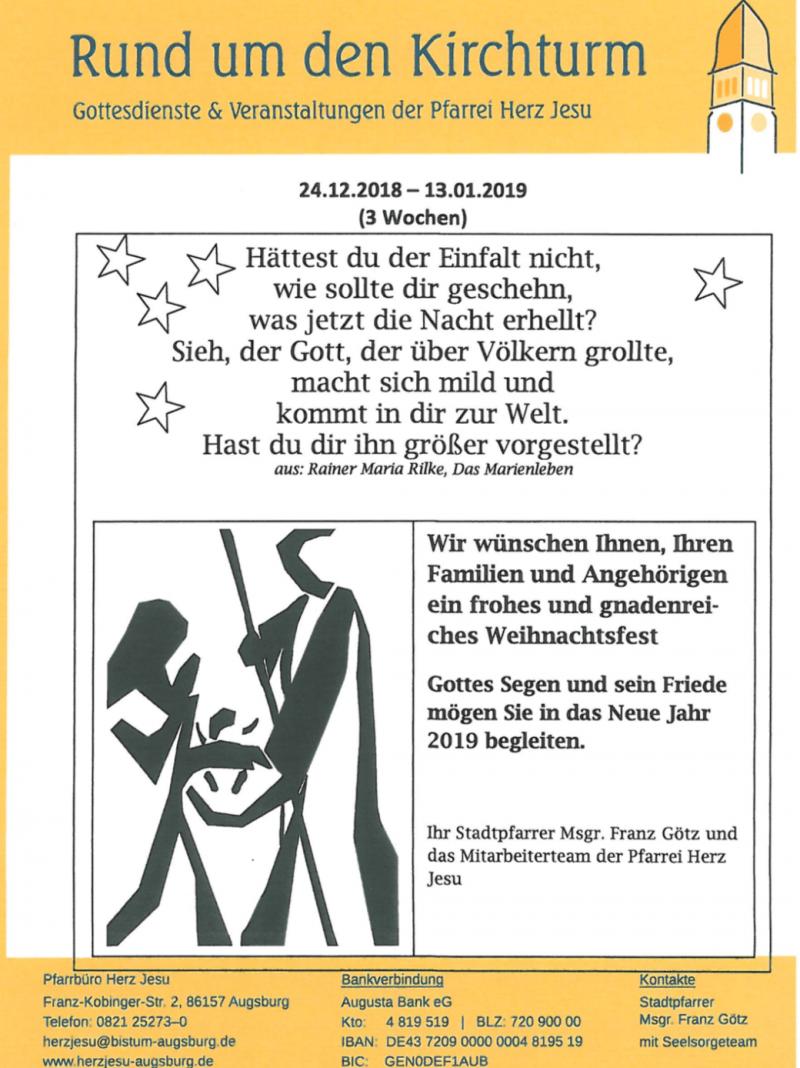 Rund Um Den Kirchturm 24.12. 13.07 Titel