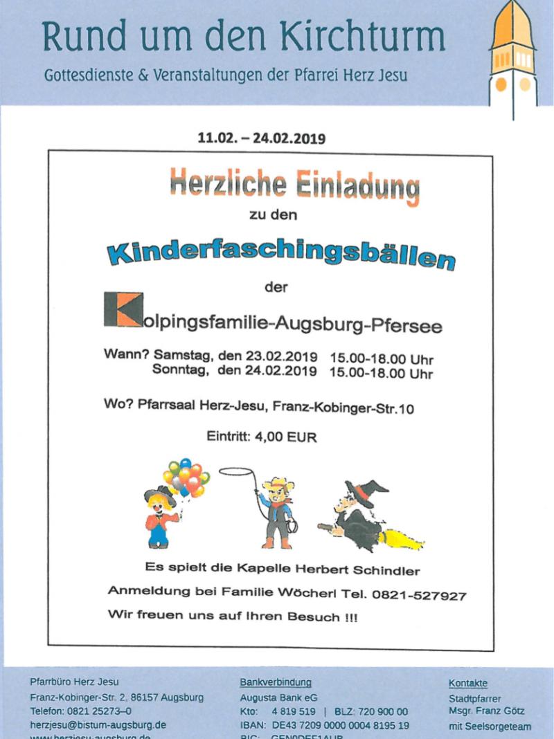 Rund Um Den Kirchturm 11.02. 24.02