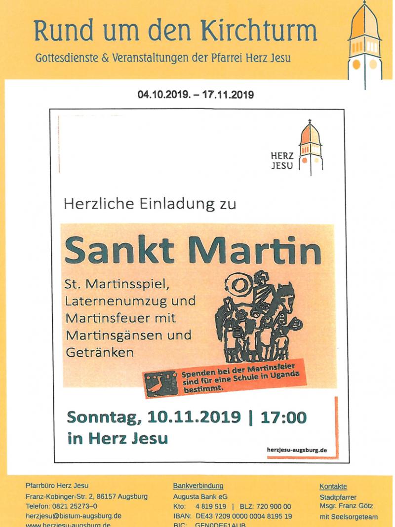 Rund Um Den Kirchturm 04.11. 17.11