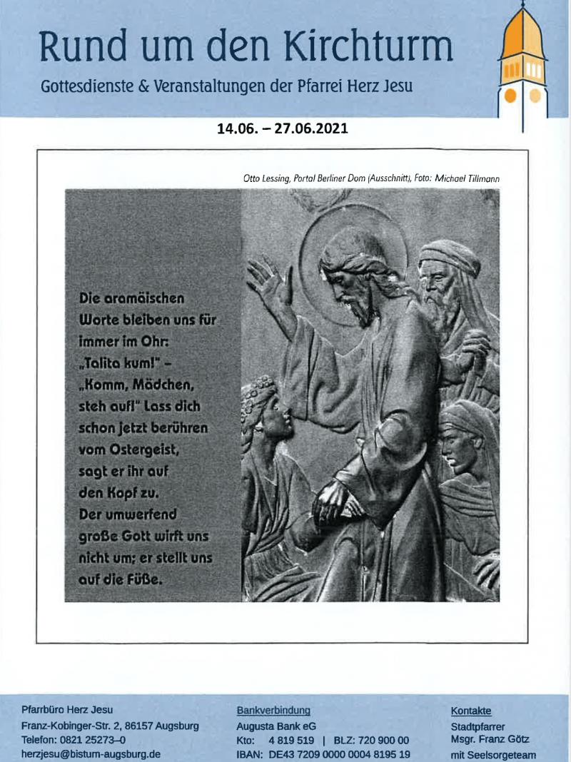 Rund Um Den Kirchturm 14.06. 27.06