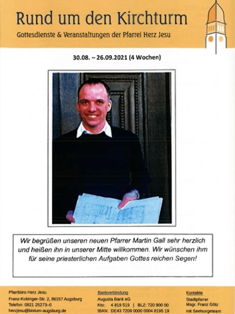 Rund Um Den Kirchturm 30.08. 26.09