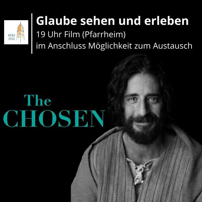 Flyer TheChosen